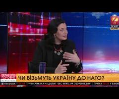 Вбудована мініатюра для Зростає кількість лідерів країн, які говорять про членство України в НАТО, - Климпуш-Цинцадзе