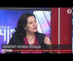 Вбудована мініатюра для Іванна Климпуш-Цинцадзе на 5 каналі 02.02.18