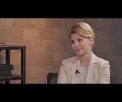 Вбудована мініатюра for 15.11.2020 Ольга Стефанішина в програмі «Жіночі обличчя лідерства» з Оленою Єною