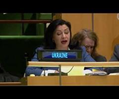 Вбудована мініатюра для Промова Іванни Климпуш-Цинцадзе під час дебатів 62 Комісії ООН зі статусу жінок
