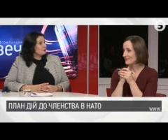 Вбудована мініатюра для Інтерв'ю Іванни Климпуш-Цинцадзе 5 каналу про перемоги України на міжнародній арені