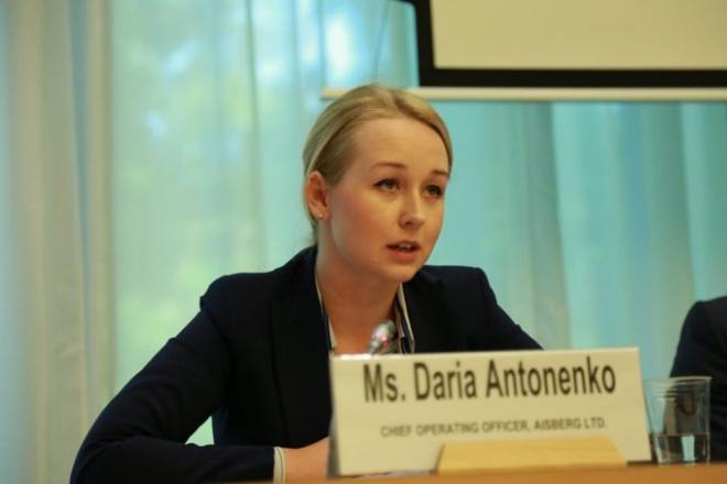 Дар'я Антоненко, Євроінтеграція: сила можливостей